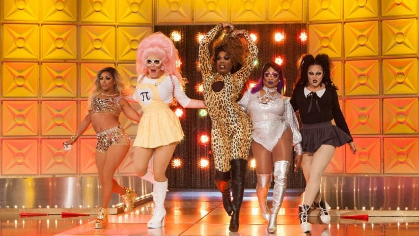 'RuPaul's Drag Race: All Stars' Season 3, Episode 6: The RuCap Photo