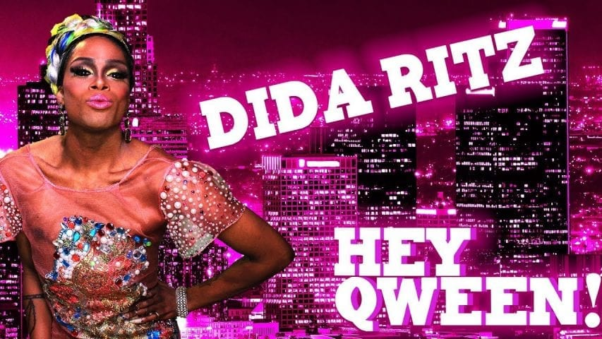 DIDA RITZ on Hey Qween! with Jonny McGovern Photo