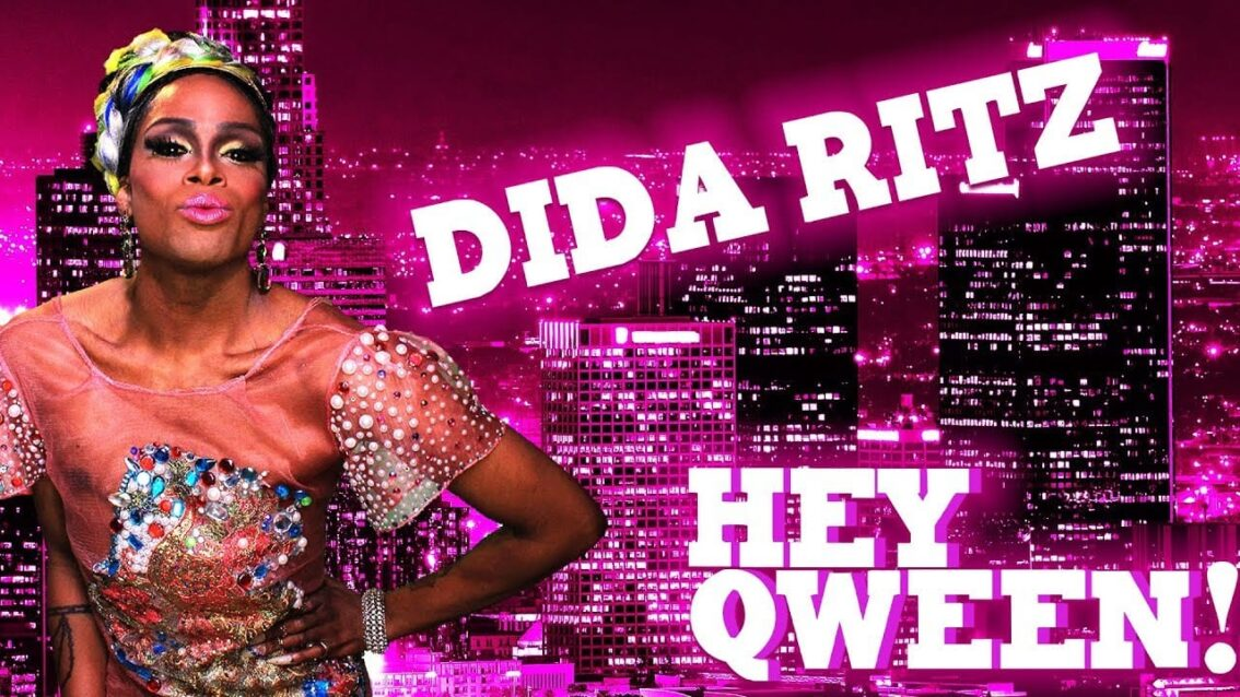 DIDA RITZ on Hey Qween! with Jonny McGovern