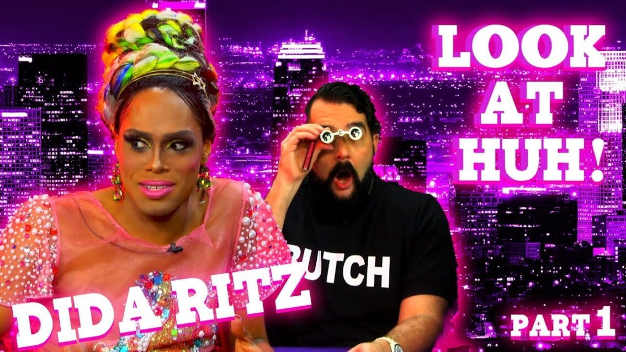 DIDA RITZ on Look At Huh! – Part 1