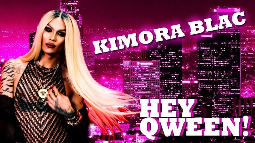 KIMORA BLAC on Hey Qween! with Jonny McGovern Photo
