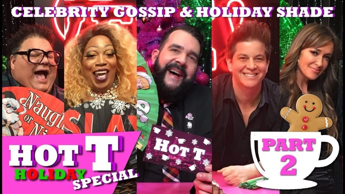 Hot T Holiday Special – Part 2