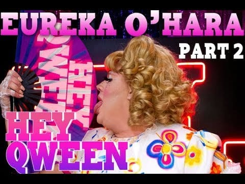 EUREKA O'HARA on Hey Qween! – Part 2