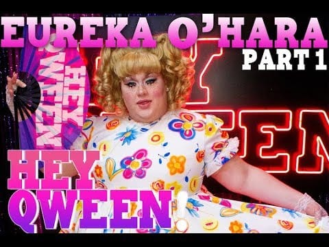 EUREKA O'HARA on Hey Qween! with Jonny McGovern