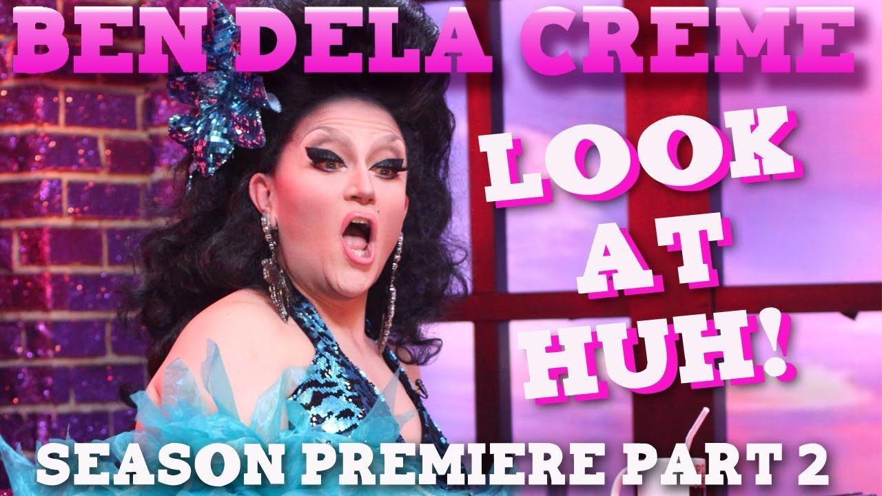 BENDELACREME on Season 7 Premiere of Look At Huh – Part 2