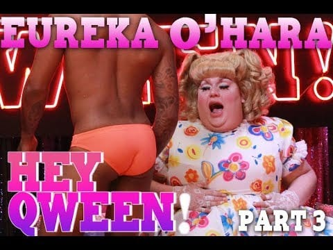 EUREKA O'HARA on Hey Qween! – Part 3