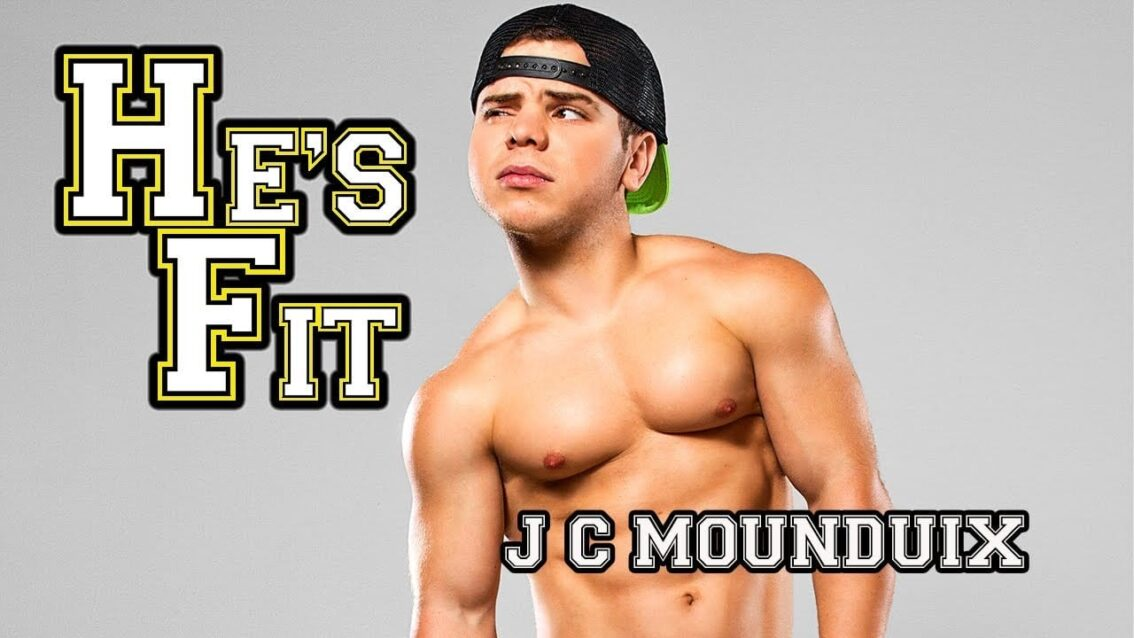 JC MOUNDUIX on He's Fit