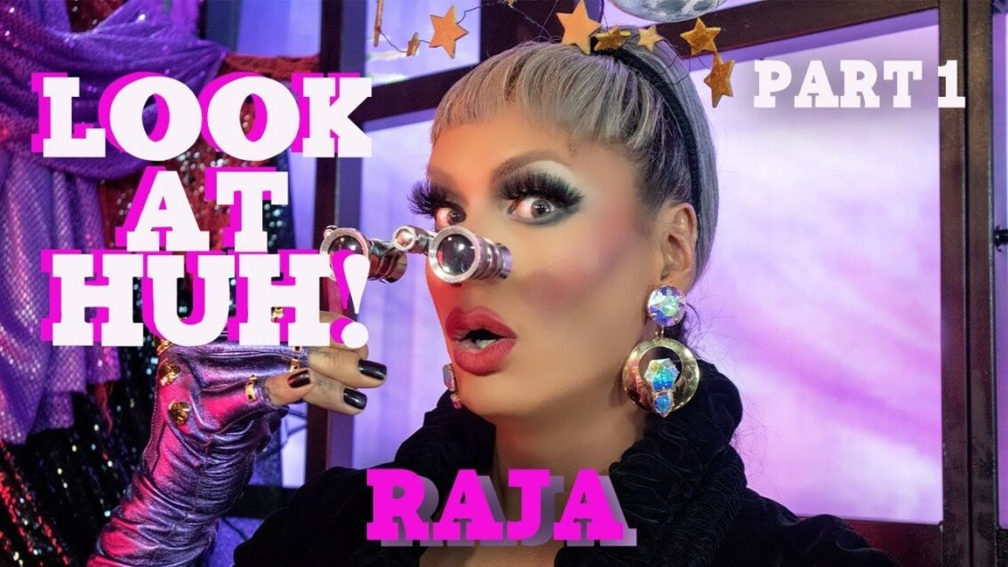RAJA on Look At Huh Halloween – Part 1