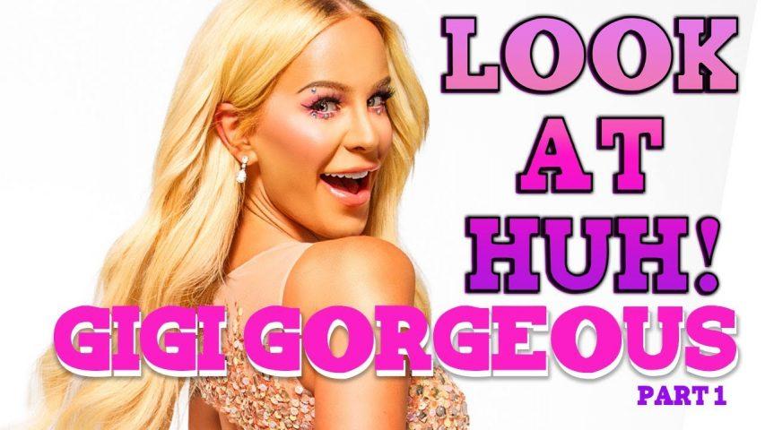 GIGI GORGEOUS on Look At Huh – Part 1 Photo