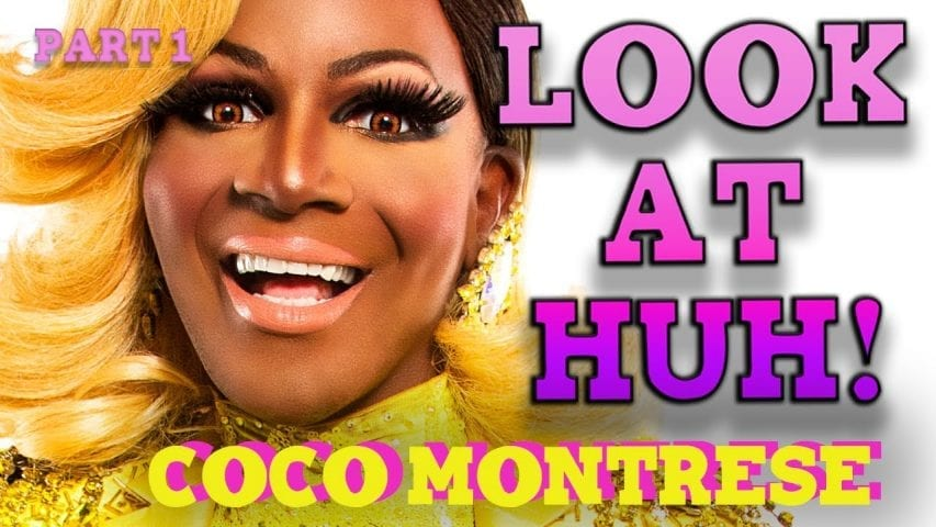 COCO  & KAHANNA MONTRESE on Look At Huh – Part 1 Photo