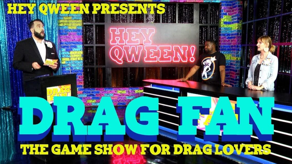 Drag Fan: The Game Show For Drag Lovers Episode 2