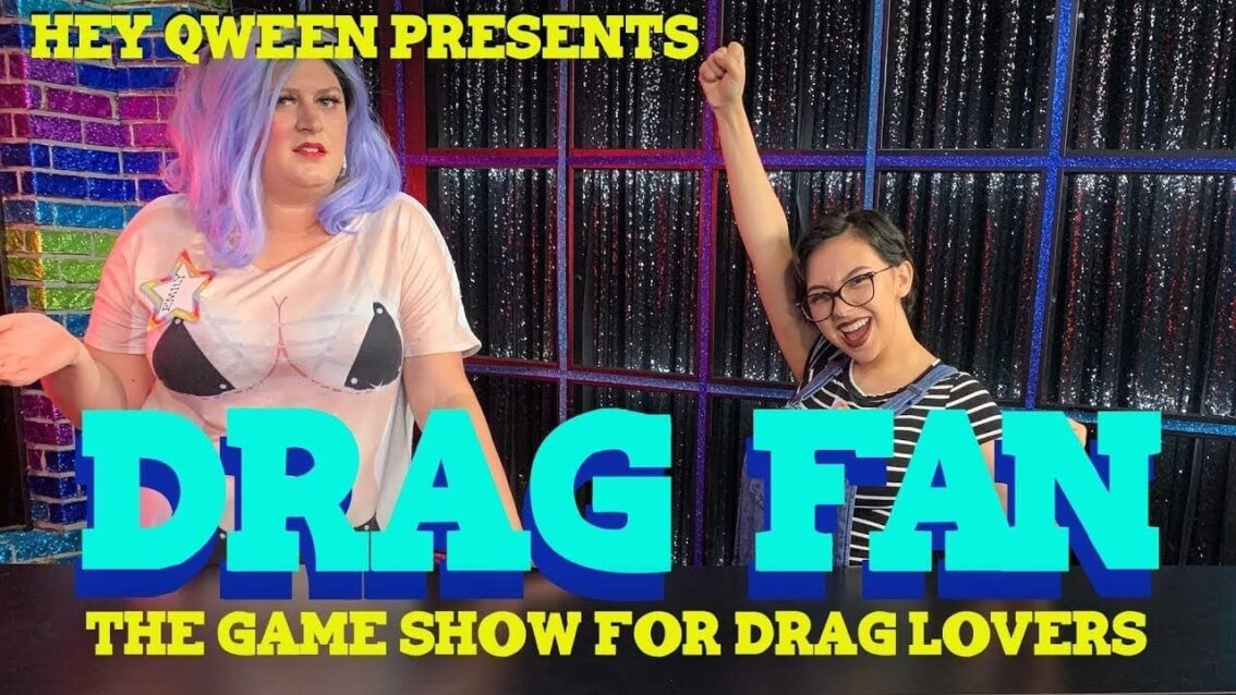 Drag Fan: The Game Show For Drag Lovers Episode 8