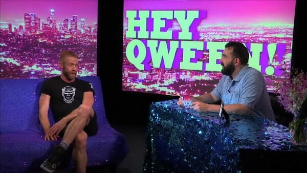 Christopher Daniels On Special Needs Escorting : Hey Qween! Hitghlights