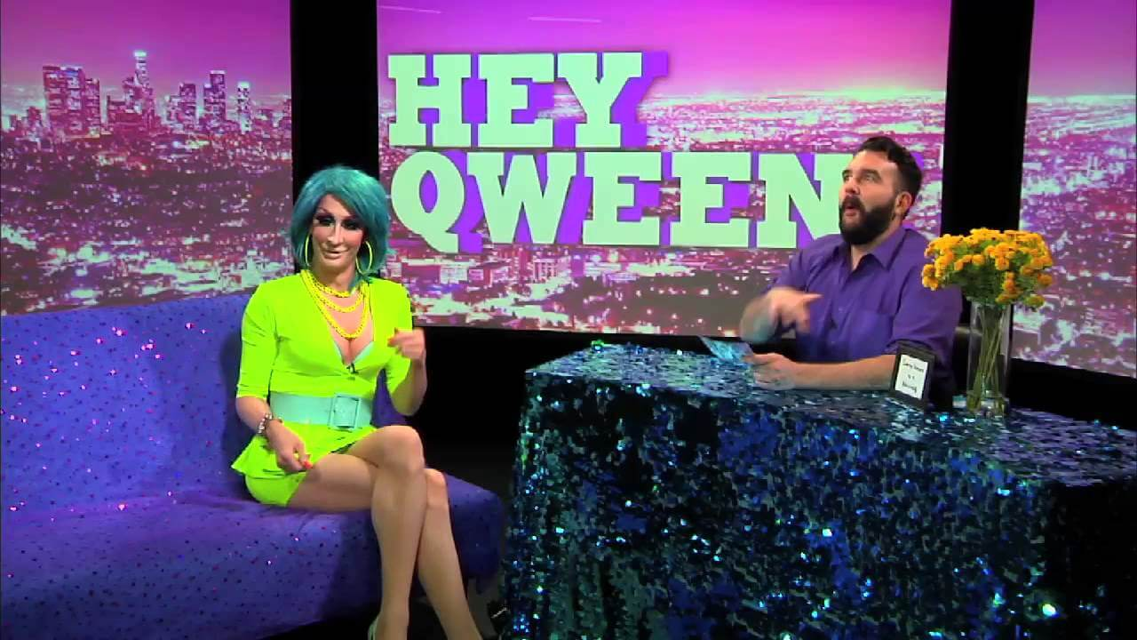 Detox On Sleeping With Drag Race Fans: Hey Qween! Highlights