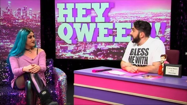 Hey Qween! BONUS: Adore Delano On Meeting Britney Spears