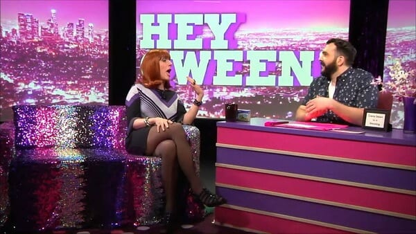 Hey Qween! BONUS: Coco Peru Talks 'Girls Will Be Girls 2'