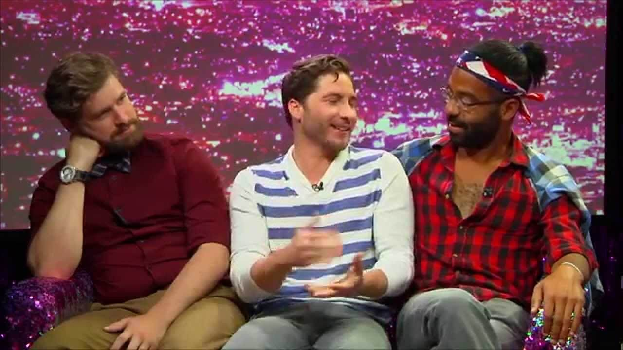 Hey Qween! BONUS: Day Drunk Gays' Wet Hot American Cock