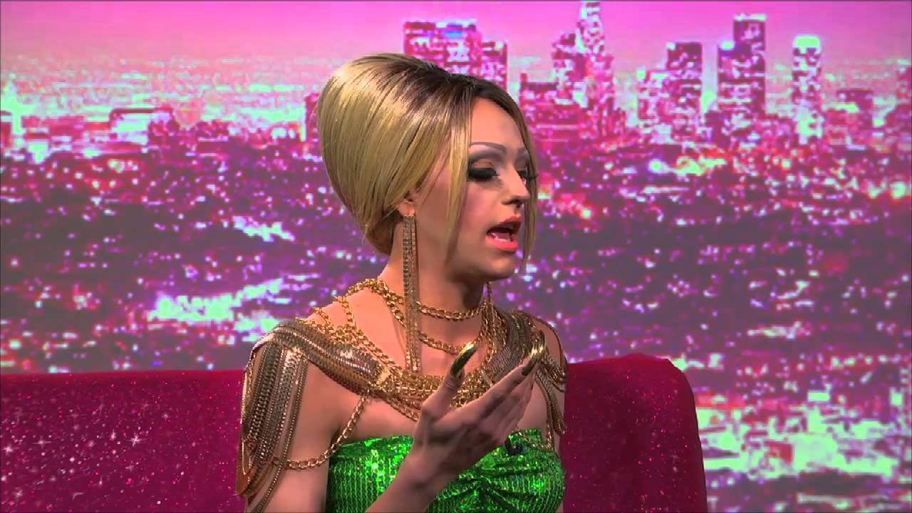 Laganja Estranja On Her Alcohol Abuse & Recovery: Hey Qween! Highlights