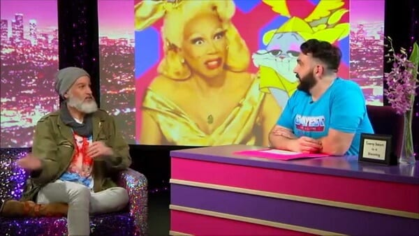 Mathu Anderson: The Look Goes As Follows on Hey Qween with Jonny McGovern