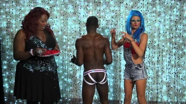 Andrew Christian Underwear Fashion Show With Cheddy O & Rhea Litre: Hey Qween! Highlights