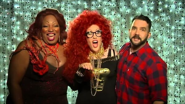 ChiChi LaRue on Hey Qween!