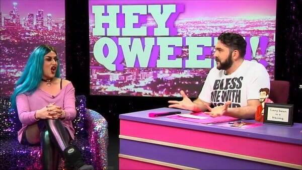 Hey Qween! BONUS: Adore Delano On Her Musical Process