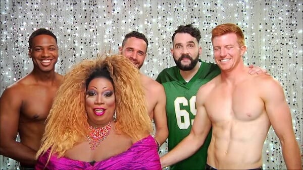 RuPaul's Drag Race Pit Crew on Hey Qween with Jonny McGovern! PROMO