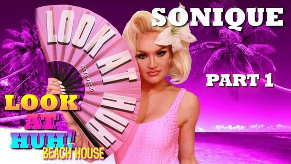 SONIQUE on Look At Huh! Beach House – Part 1